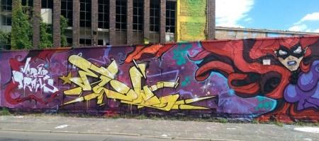 Kollektive Offensive / WOF Erfurt Update