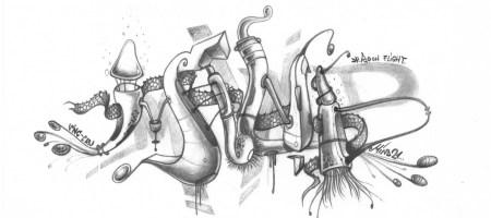 Mind21-blowin Sketches (Mindblowin-Series)