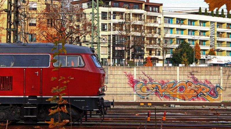 Photo #147921 by GraffitiAugsburg