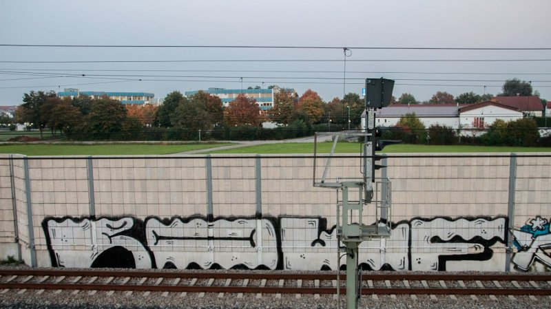 Photo #151170 by GraffitiAugsburg