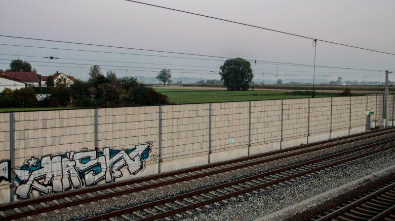 Photo #151172 by GraffitiAugsburg