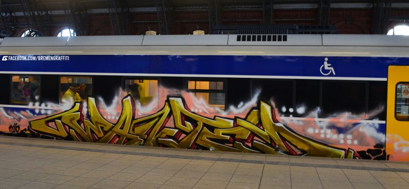Photo #188929 by GraffitiBremen