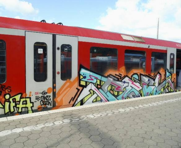 Photo #20637 by GraffitiHamburg