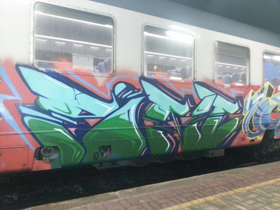 Photo #719 by Trainspotting