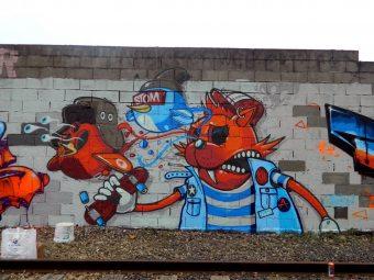 Photo #101312 by strasbourgraffiti