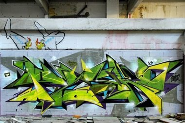 Photo #148347 by strasbourgraffiti