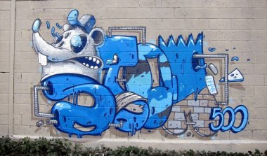 Photo #157497 by strasbourgraffiti