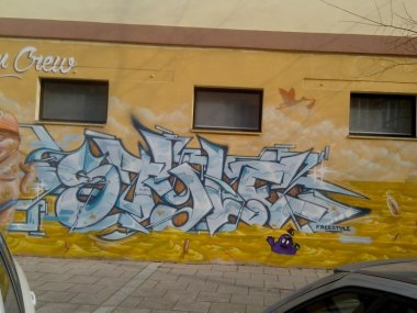 Photo #182553 by strasbourgraffiti