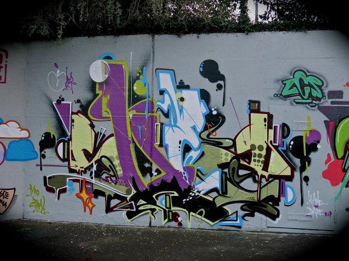 Photo #36547 by streetartbasel