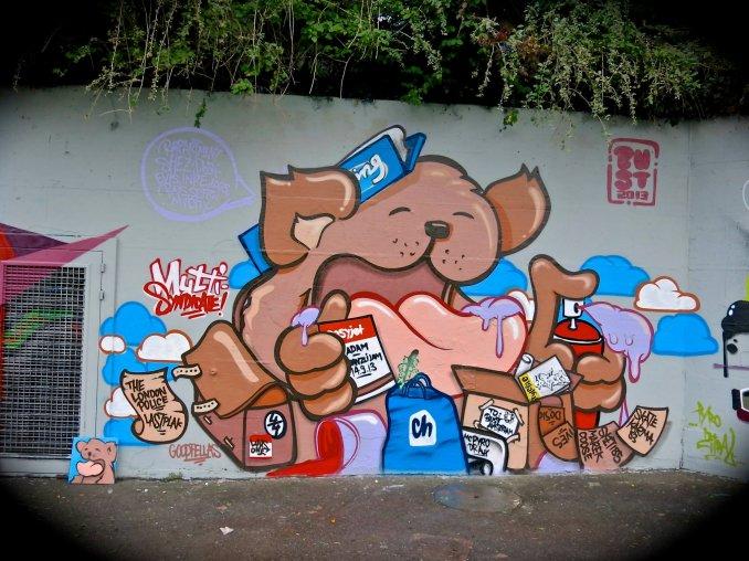 Photo #37029 by streetartbasel
